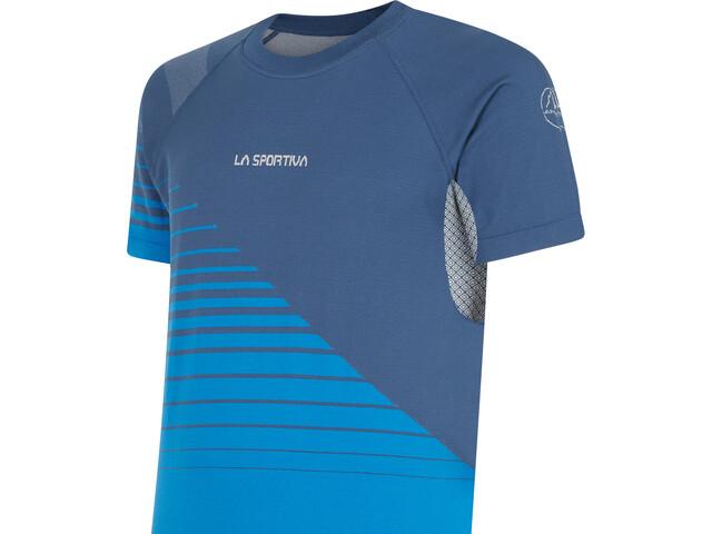 La Sportiva Complex T-Shirt Uomo, opal/aquarius